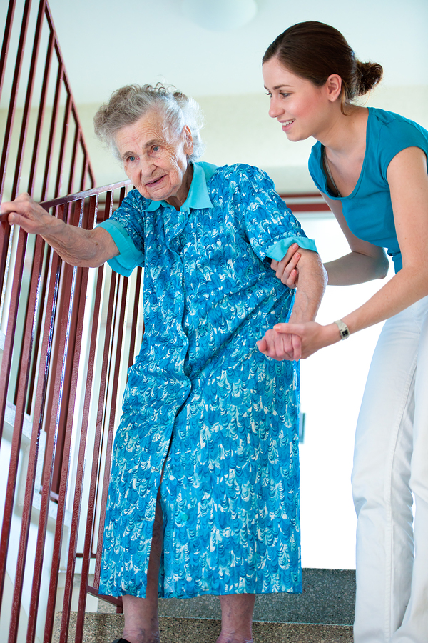 Elderly Care in Smithfield NC: 5 Ways Elderly Care Can Prevent Falls